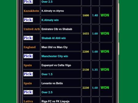 Friday Matches Set To Win Ksh. 28,580