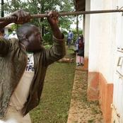 Drama In Siaya After A Group Of ACK Believers Break Into The Church Over Leadership Dispute