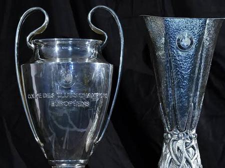 Top European Football teams that have never won the Champions League or the Europa League