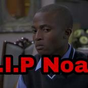 R.I.P Noah from Skeem Saam || Jumped of a Balcony