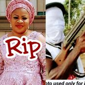 After Bandits Attacked Kemi And Stabbed Her 3 Times In The Chest, Read What They Did Next
