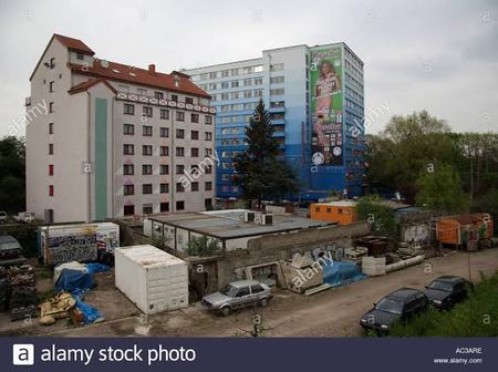 Pascha House:The Largest Brothel In The World.