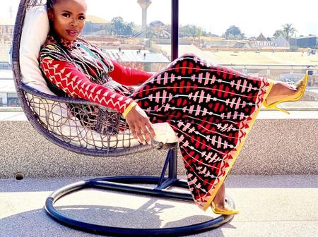 Stunning Pictures Of Unathi All The Time.