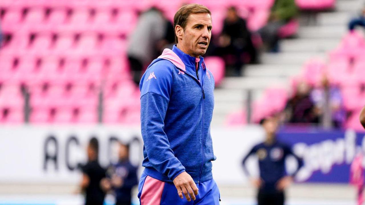 Gonzalo Quesada (Stade Français): «En phase de construction»