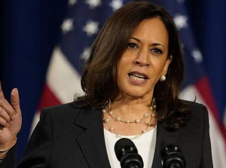 This Is What Kamala Harris Said After Trump Backed Transition Process To Joe Biden