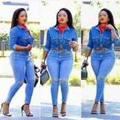 Checkout These Fashionable And Stylish Jeans For Beautiful Ladies That Will Change Your Look