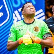 Khune: We Are Going to Fight Hard for Three Points Against Wydad Casablanca!