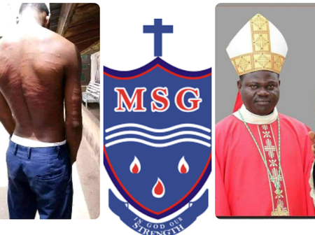 Alleged Student Brutality: Bishop Sacks Reverend Father