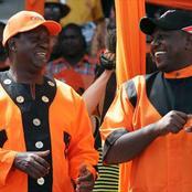 Dp Ruto Forced To Delete This Tweet On High Profile Meeting At Karen (Photos)
