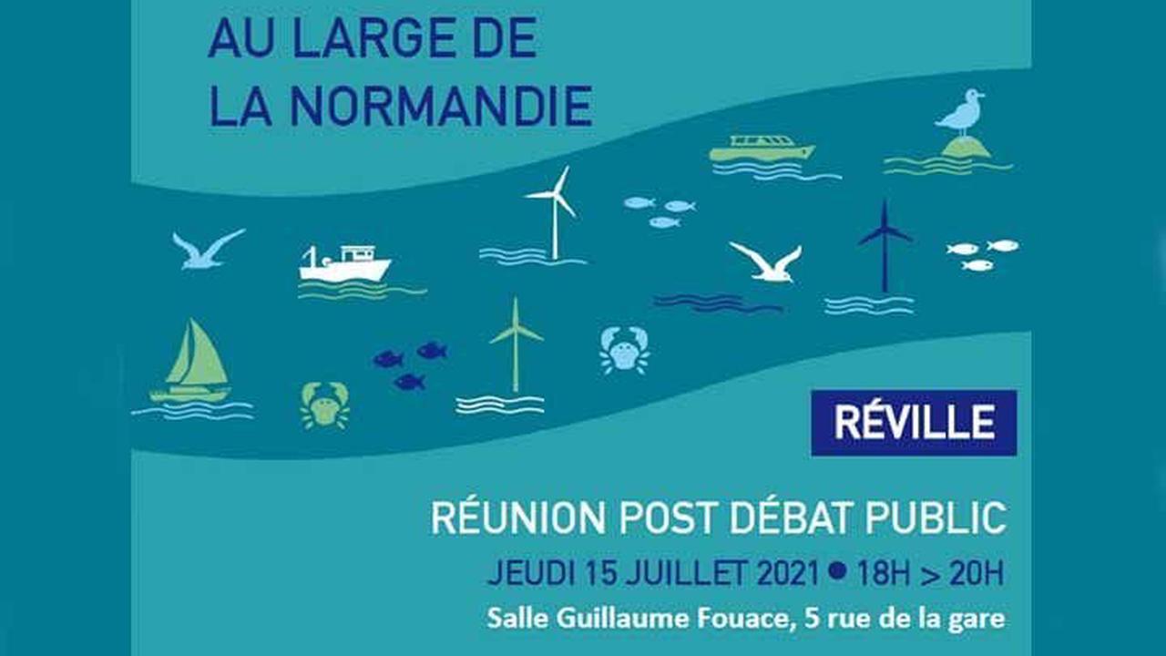 Parc éoliens: les pêcheurs du Bessin restent mobilisés