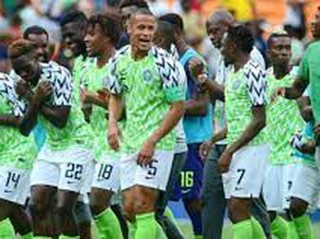 Eagles subdue stubborn Squirrels, qualify for Cameroon 2022 AFCON