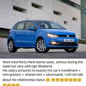 These car memes will tell you which car is your type, find out which one you are