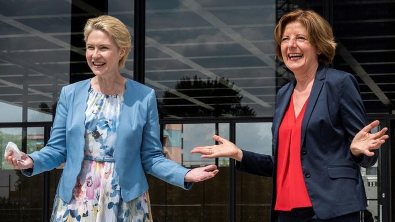 SPD vor Wahl in Mecklenburg-Vorpommern in Umfragen weiter deutlich vorn