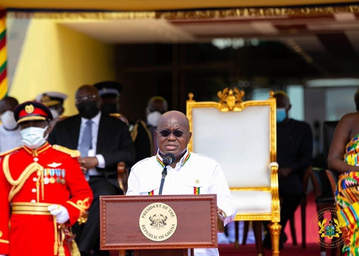 6e69bdbc2b884db4a20fc204d61916ee?quality=uhq&resize=720 - Independence Day: Ghanaians Did Not Understand The Black Net Around The Jubilee House; Until Today