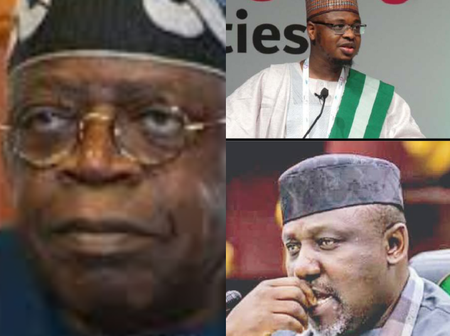 Today's Headlines: US Govt Places A Prominent Politician On Terrorism Watchlist, Tinubu Shares Rice