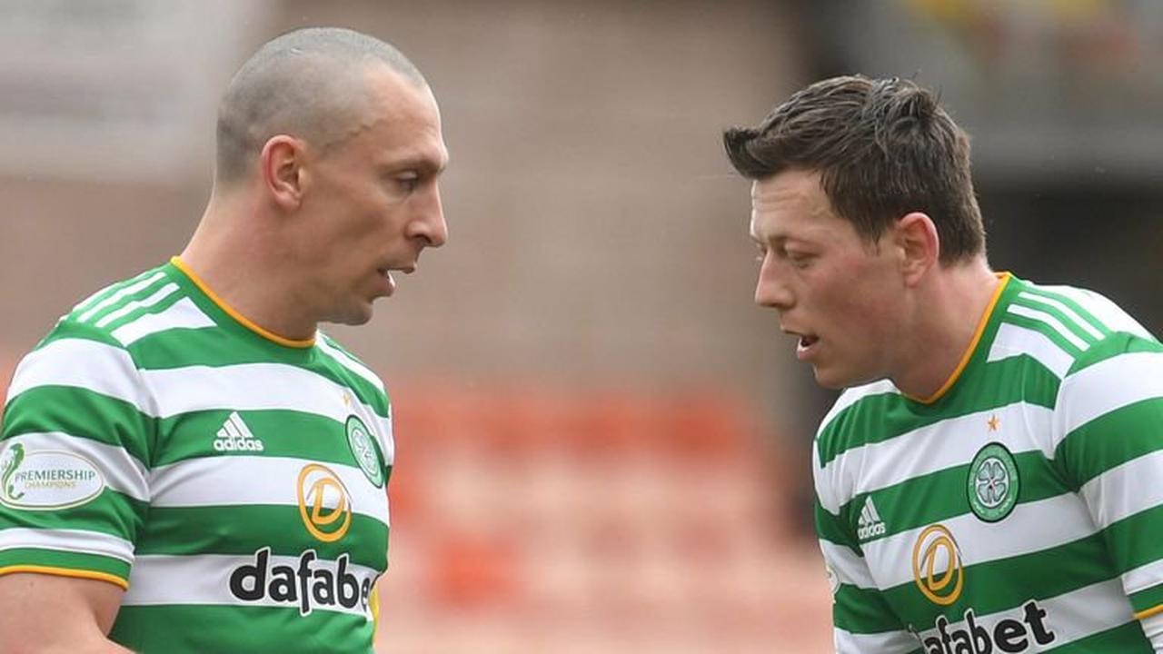 Scott Brown earns Henrik Larsson Celtic departure comparison