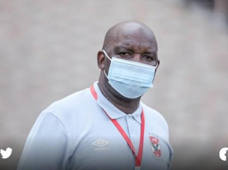 Pitso on Al Ahly star getting punched