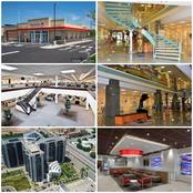 Which Of These Two Banks Has The Best Interior? (Bank Of America And Central Bank Of Nigeria).