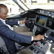 Little Things You Didn't Know of Kenyan Pilots, Why They Aren't Allowed Thick Beard