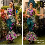 Dear ladies, check out these classy and trendy Ankara styles to rock next month