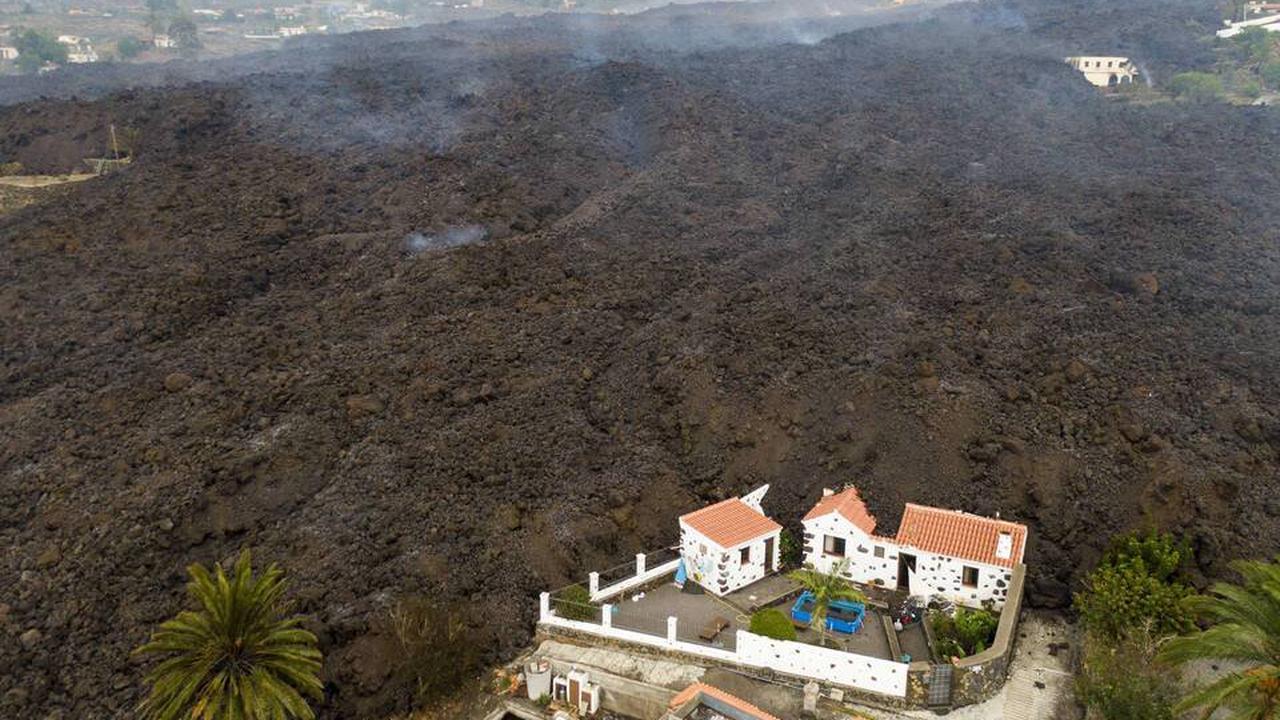 Canaries: 320 bâtiments détruits par l'éruption volcanique, d'après un nouveau bilan