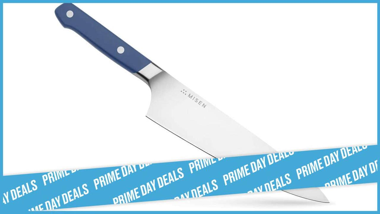 One of Our Favorite Knives Is on Sale for Prime Day