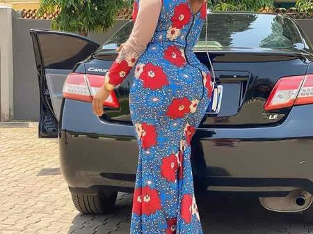 Beautiful Ankara Dress Styles For Ladies
