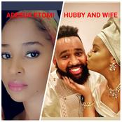 Actress Adesua Etomi Congratulate Her Brother-inlaw Who Got Engaged To The Love Of His Life.