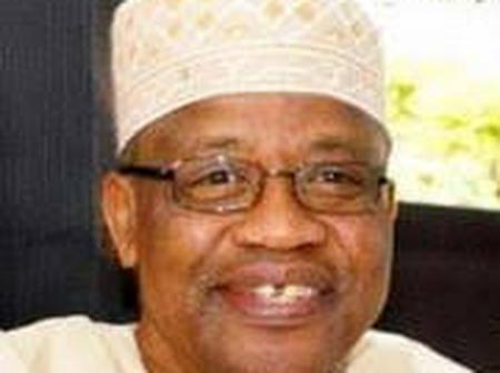 See Babangida's Brother-in-law who occupied highly exalted traditional position in Delta State