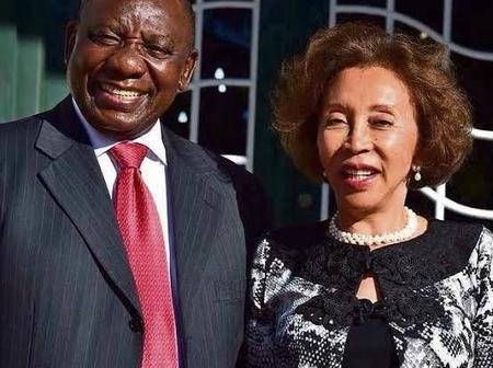 Meet South Africa's First Lady Dr Tshepo Motsepe.