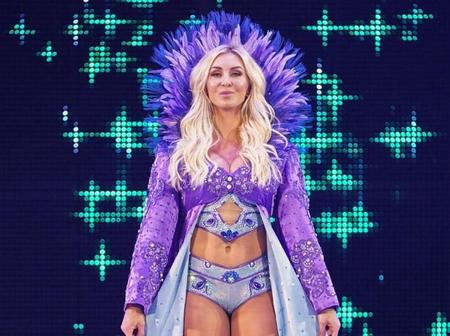 Checkout The Real Reason Charlotte Flair has been off the WWE television for some weeks now