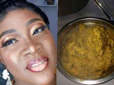 I Am A Liberian Lady Who Married An Igbo Man And I Was Taught How To Cook Egusi And Okra Soup - Lady
