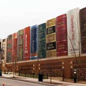 Check Out This Beautiful And Magnificent Library In The United States Of America