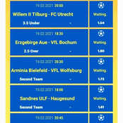 Today's Special Europa League Tips To Place on and Earn Huge Money