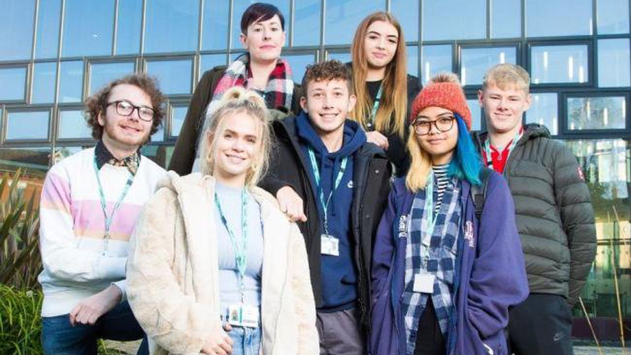 Lots of opportunities for students at Carlisle College