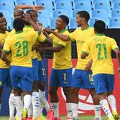 Mamelodi Sundowns impressed with a high 5-1 win against Belouizdad in CAF Champions league.