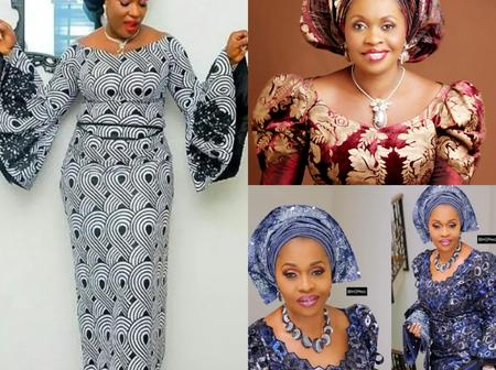 15 Latest Version Of Exceptional Iro And Buba Designs For Special Occasion
