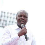 Désobéissance civile : L'UDPCI dresse son bilan