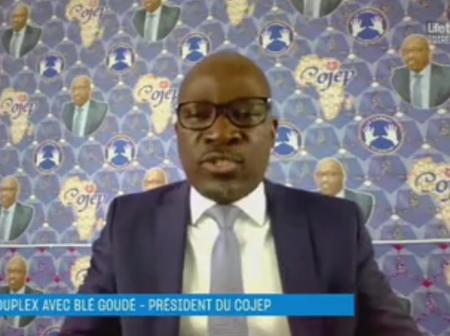 Rumeurs de son arrestation / Blé Goudé : « le président n'a pas besoin de cette ruse pour m'enfermer »