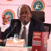 Marete's Hilarious Answer on Why he is Fit for CJ Job