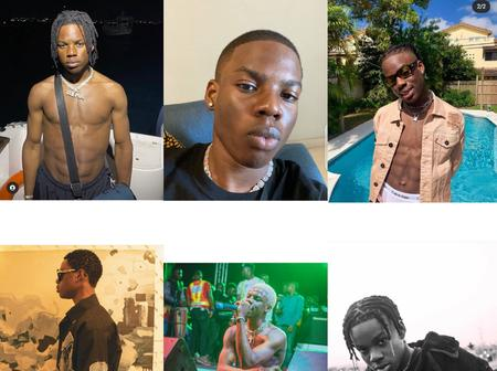 Checkout Pictures Of Rema With Six Different Hairstyles