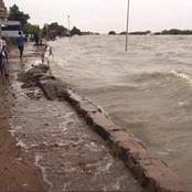 على كل سكان هذه المناطق أن يحذروا الفيضان. الحكومة تكرر تحذيراتها للمواطنين: