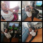 This Little Girl Leaves Mzansi Amazed: See Why
