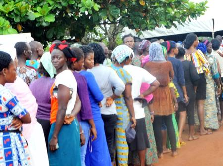 INEC Lists Categories Of Nigerians To Be Attended To As It Discloses Date For Voters Registration