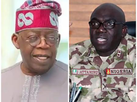 Today's Headlines: Recruit 50million youth into military -Tinubu urges Buhari, Attahiru advises troops to remain resolute
