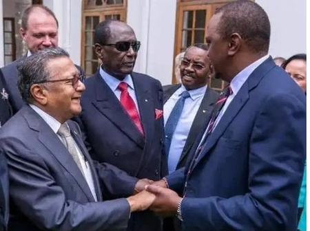 The Top 5 Richest People In Kenya And Their Networth's.