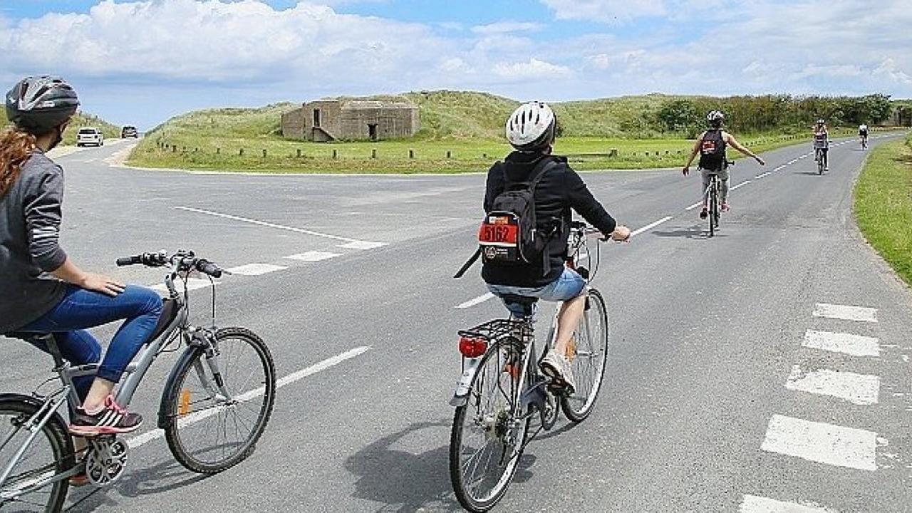 Carentan. L'office de tourisme propose quatre nouveaux parcours à vélo