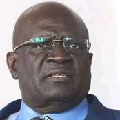 Magoha Thanks His Nigerian Wife For Always Being There For Him