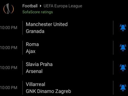 Best Six (6) Matches Today With 150 Odds To Grant You Mega Win
