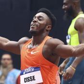 Athlétisme : le sprinteur Arthur Gue Cissé bat un nouveau record national